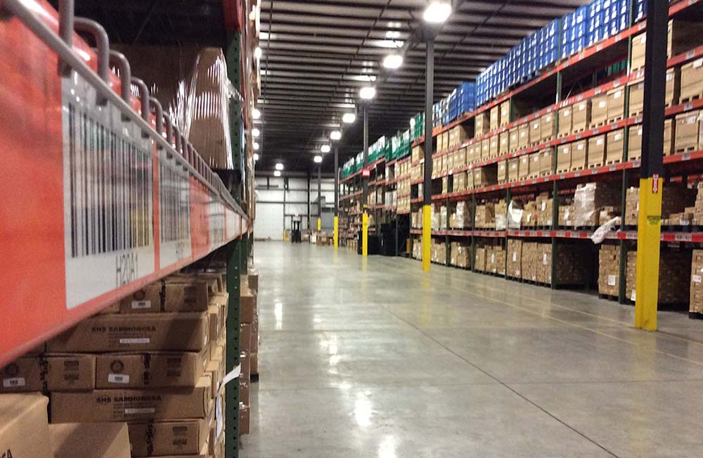logistics and distribution supply source options