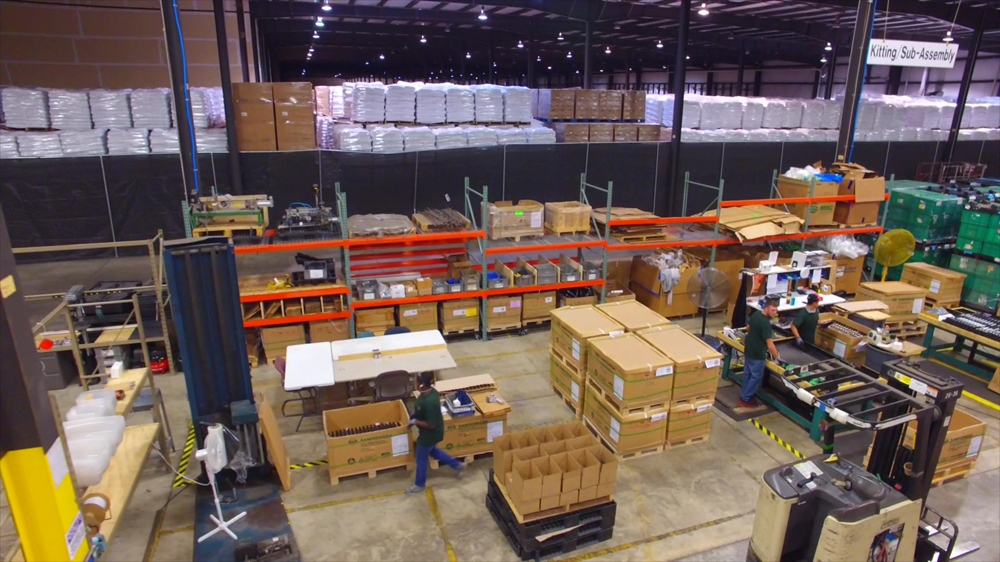 Kitting Services for Manufacturers - Supply Source Options of Michigan