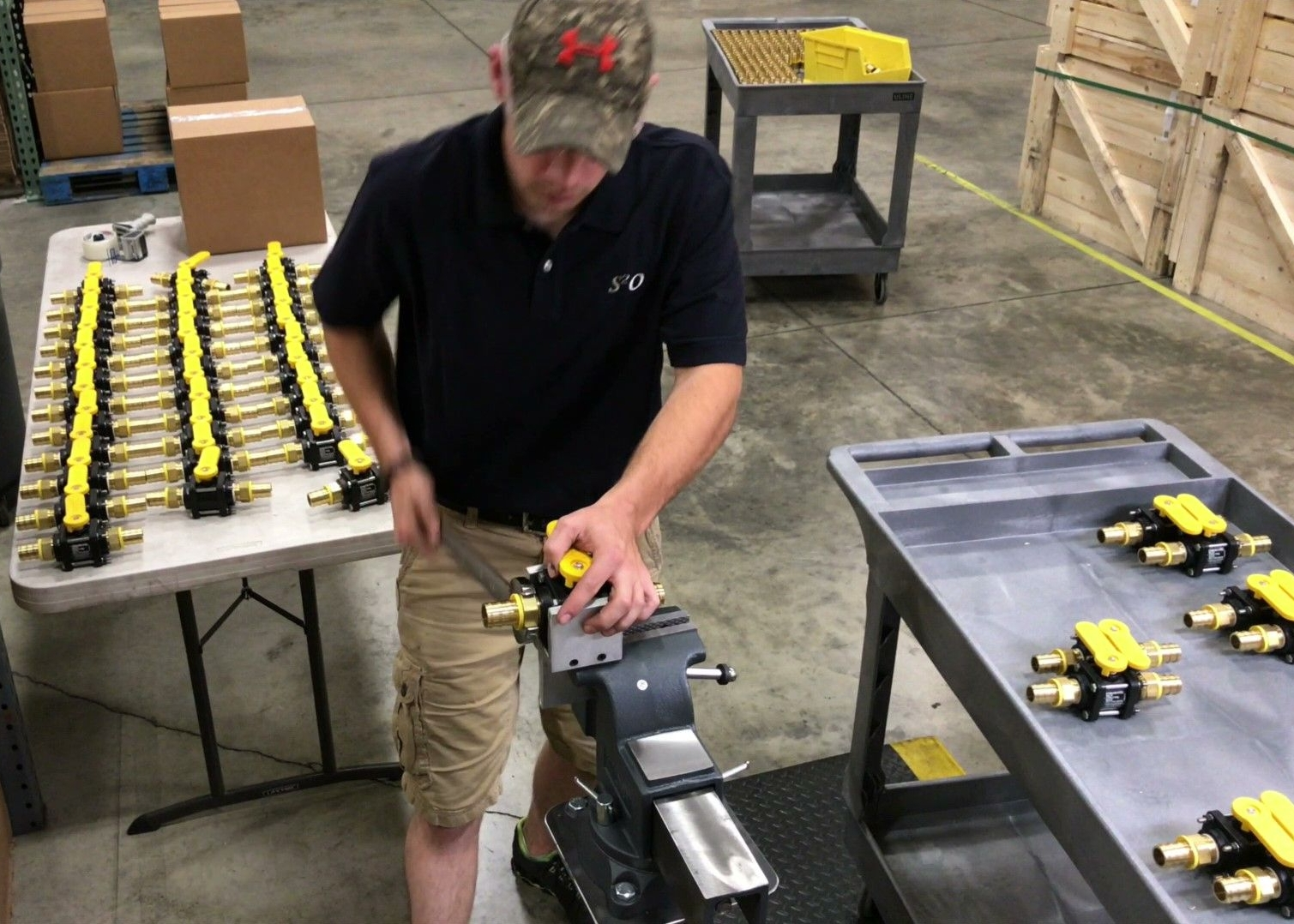 Subassembly Services for Manufacturers - Supply Source Options in Michigan