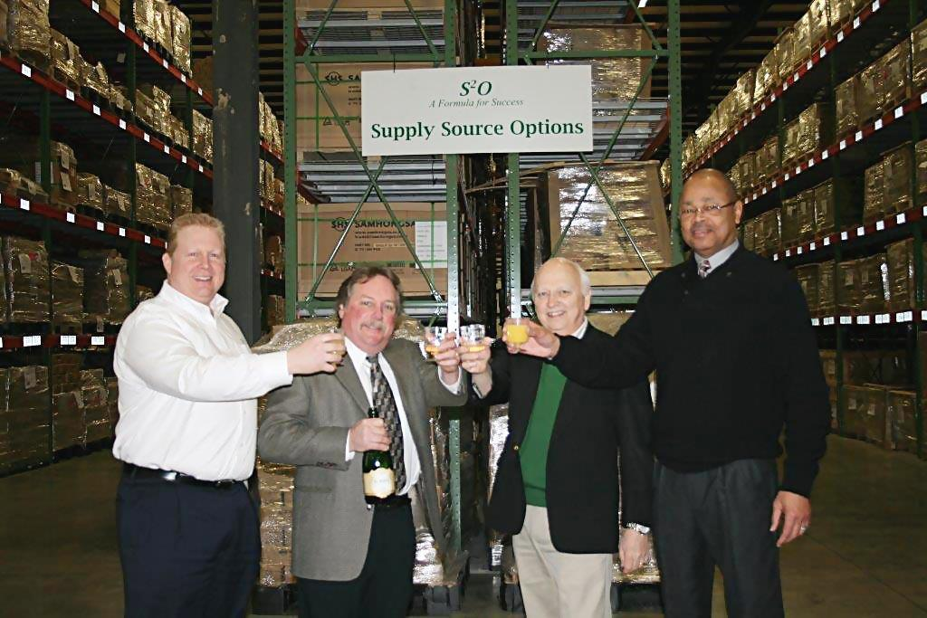 opening of supply source options